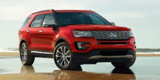 New Ford Explorer 2021
