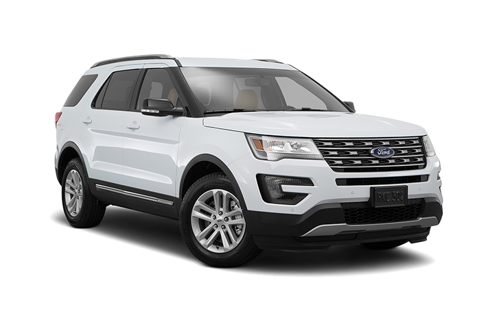 New Ford Explorer 20204