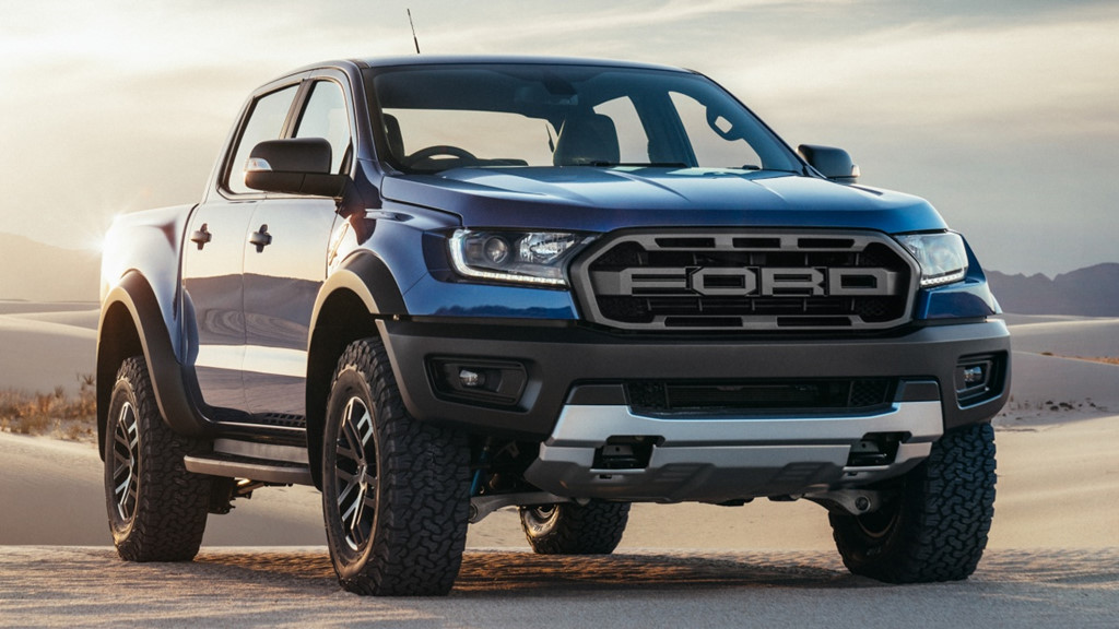 Ford Ranger Raptor 2.0L 4×4 AT 20202