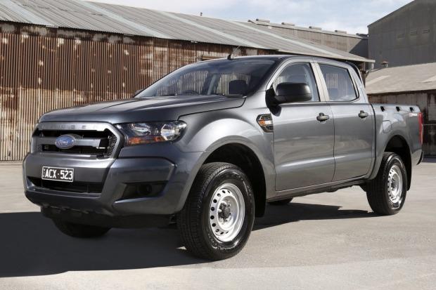 Ford Ranger XL 2.2L 4X4 MT 20193