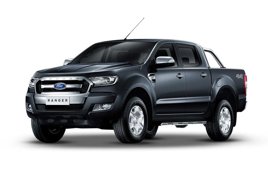 Ford Ranger XLT MT 2.2L 4×4 20204