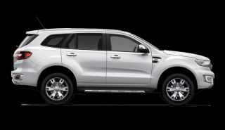 Ford Everest Trend 2.0L 4×2 MT 2018