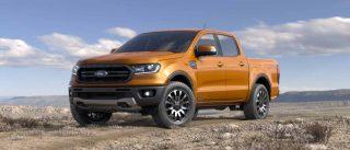 Ford Ranger 2019 mới