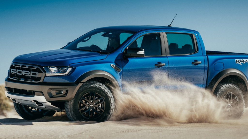 Ford Ranger Raptor 2.0L 4×4 AT 20203