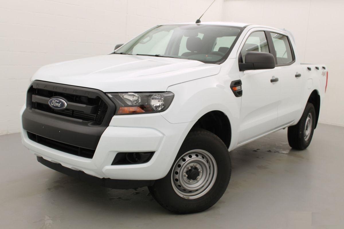 Ford Ranger XL 2.2L 4X4 MT 20195