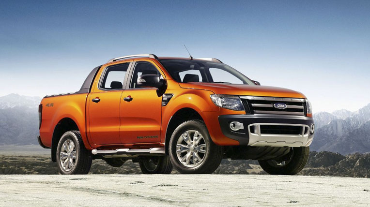 Ford Ranger Wildtrak 3.2L AT 4×4 Navigator 20197