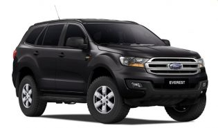 Ford Everest Titanium Plus + 2.0L 4×2 AT