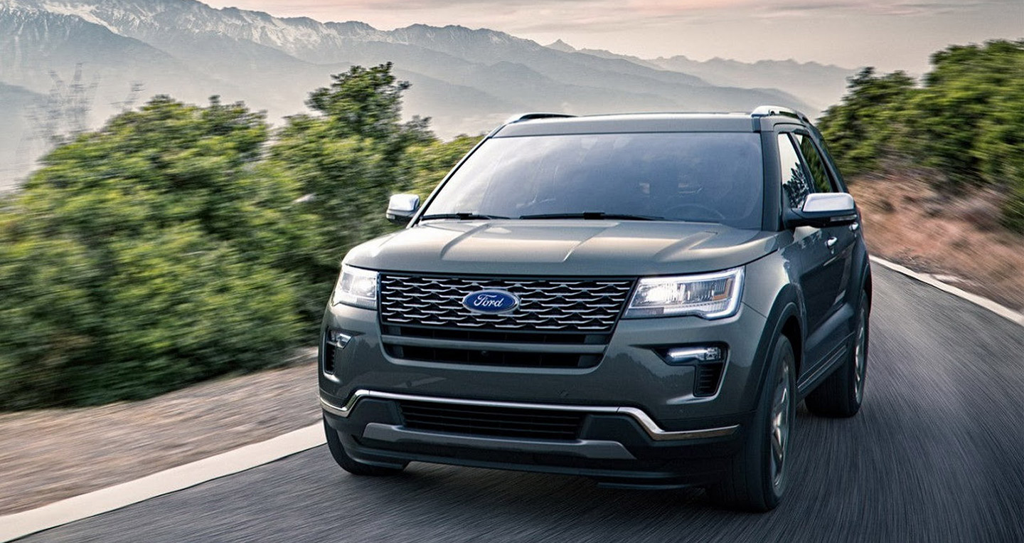 Ford Explorer 2019 New2