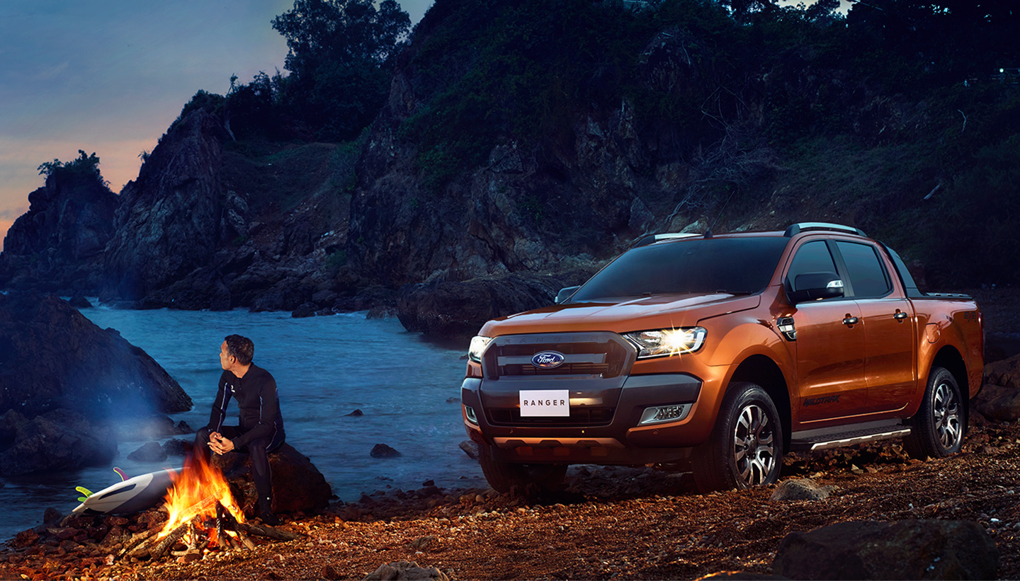 Ford Ranger Wildtrak 3.2L AT 4×4 Navigator 20192