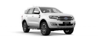 Ford Everest Ambiente 2.0L 4×2 MT 2021