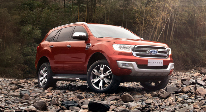 Ford Everest Titanium 2.0L 4WD AT4