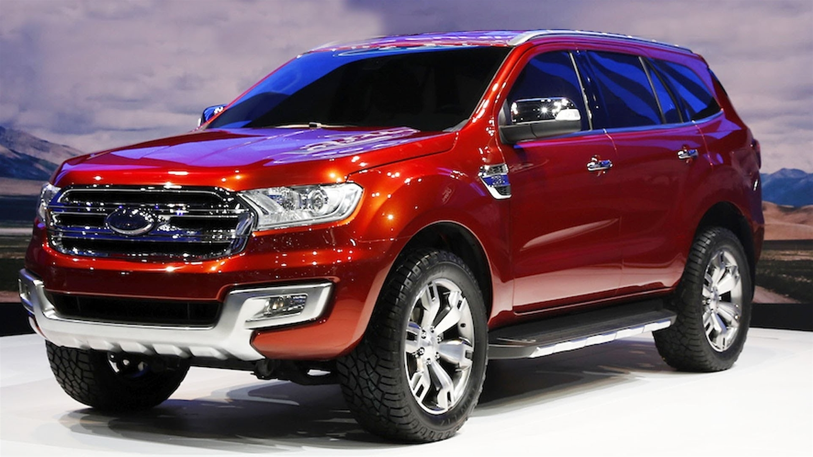 Ford Everest Titanium 2.0L 4WD AT3