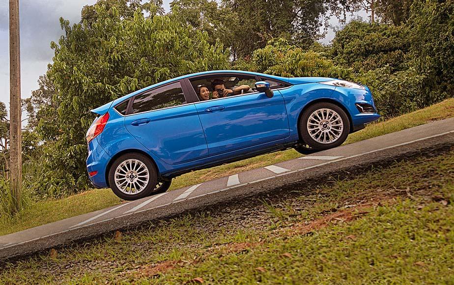 Ford Fiesta 5 Cửa 1.5L AT Sport7