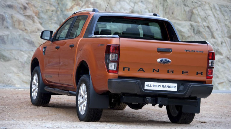 Ford Ranger Wildtrak 3.2L AT 4×4 Navigator 20195