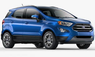 Ford EcoSport Titanium 1.5L Dragon AT
