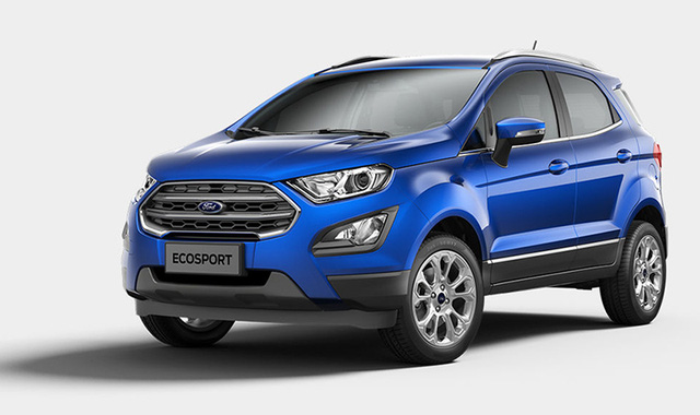Ford EcoSport Titanium 1.0 Ecoboost AT 20192