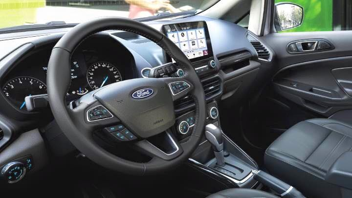 Ford EcoSport Titanium 1.0 Ecoboost AT 20195