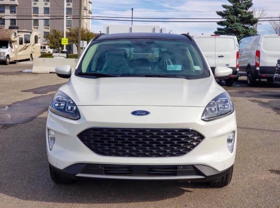 Ford Escape Titanium 1.5L Ecoboost 20202