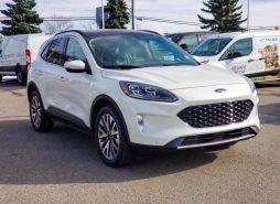 Ford Escape Titanium 1.5L Ecoboost 2020