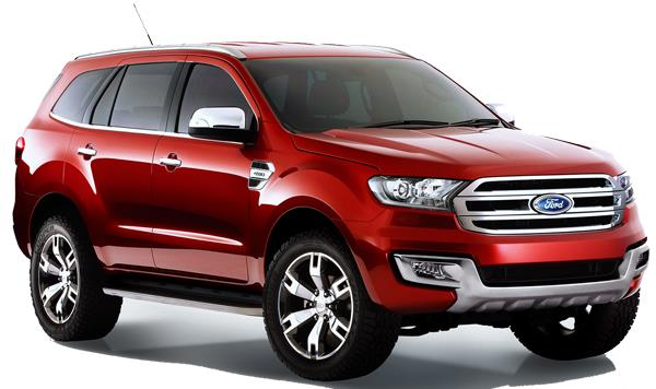 Ford Everest Titanium 2.0L 4WD AT2