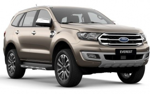 Ford Everest Titanium 2.0L AWD 4×4 AT Turbo kép 2019