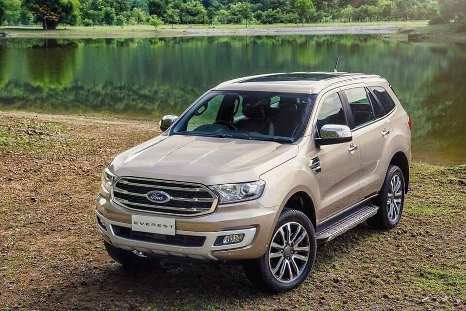 Ford Everest Titanium 2.0L 4×2 AT6