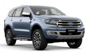 Ford Everest Trend 2.0L 4×2 AT 2019