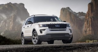 Ford Explorer 2020 New