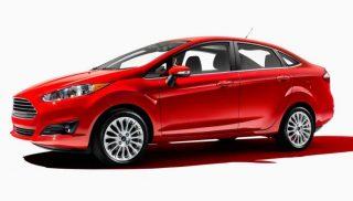 Ford Fiesta 4 cửa 1.5L AT Titanium