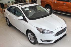 Ford Focus 1.5L Ecoboost Titanium 4 cửa