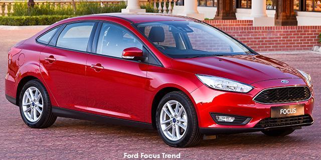 Ford Focus Trend 1.5L Ecoboost 5 cửa2
