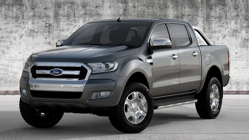 Ford Ranger XLS AT 2.2L 4×2 20195