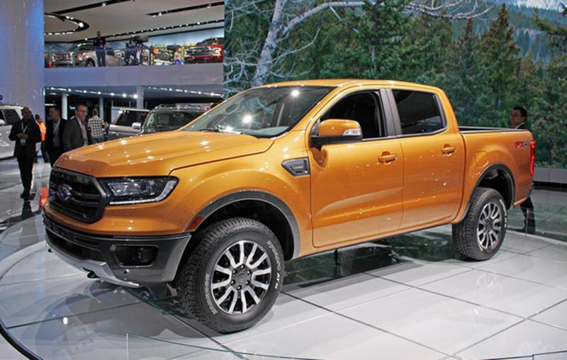 Ford Ranger Wildtrak 2019 2.0L Turbo 4×2 AT3