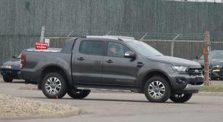 Ford Ranger 2021 mới