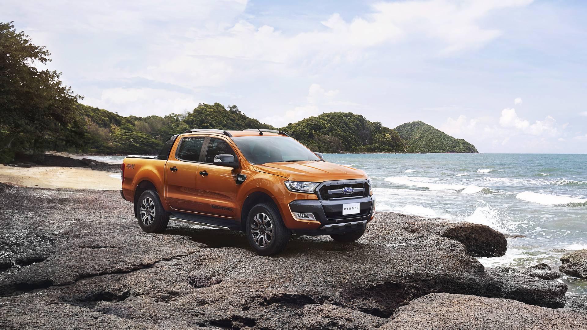Ford Ranger 2021 mới – thông số kỹ thuật kèm giá bán tại Việt Nam3