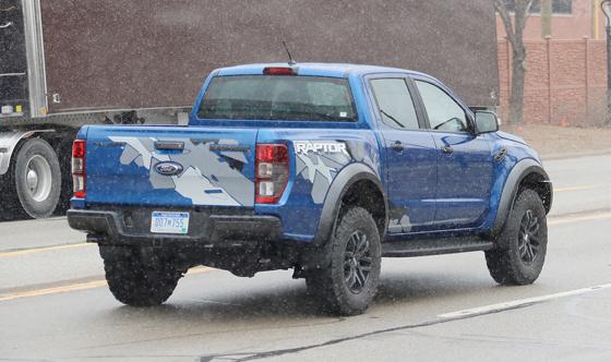 Ford Ranger 2020 mới3