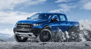 Ford Ranger 2021 mới – thông số kỹ thuật kèm giá bán tại Việt Nam
