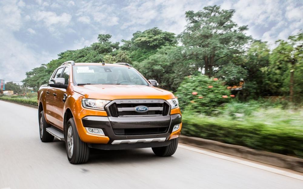 Kích thước xe bán tải Ford Ranger là bao nhiêu ? - Xe Ford Việt Nam