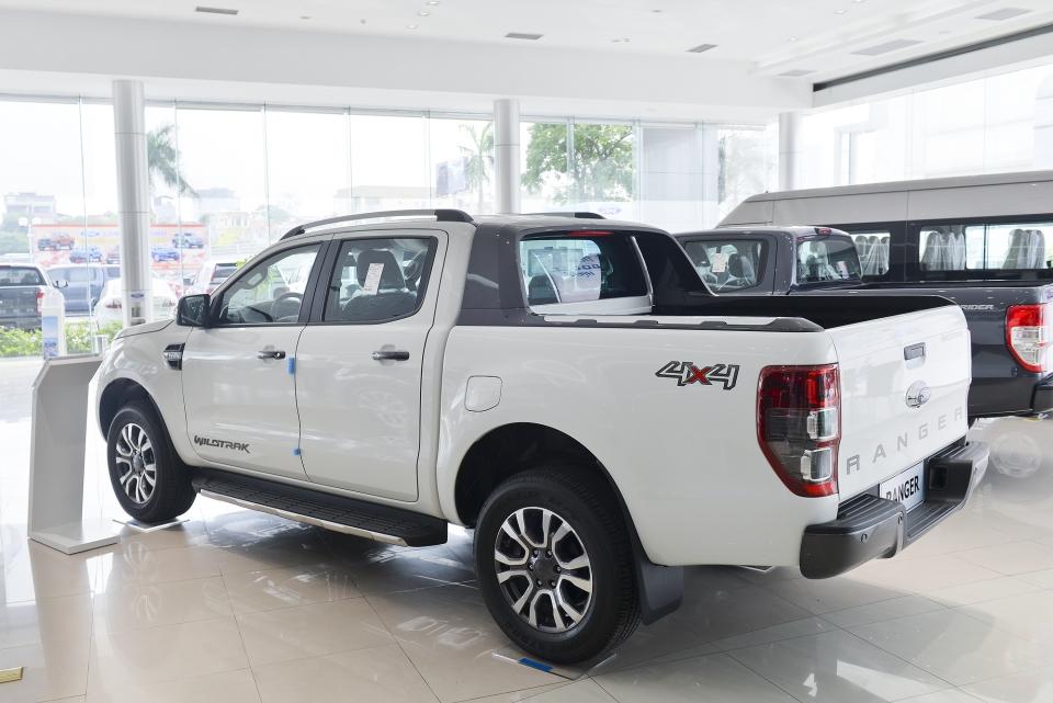 Ford Ranger Wildtrak 2.2L 4×4 AT 20183