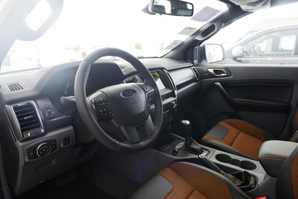 Ford Ranger Wildtrak 2.0L 4×4 AT Turbo Kép 20186