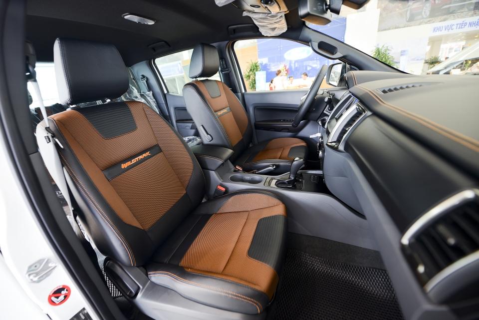 Ford Ranger Wildtrak 2.2L 4×4 AT 20188