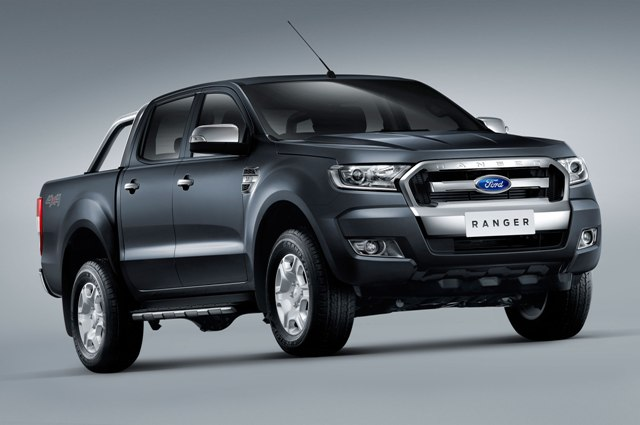 Ford Ranger Wildtrak 3.2L AT 4×4 Navigator 20196