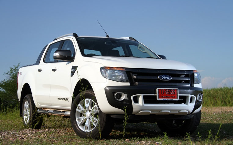 Ford Ranger Wildtrak 3.2L AT 4×4 Navigator 20193