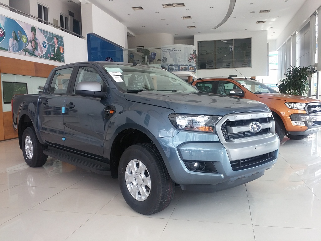 Ford Ranger XLS AT 2.2L 4×2 20193