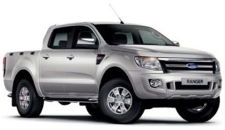 Ford Ranger XLS MT 2021 2.2L 4X2