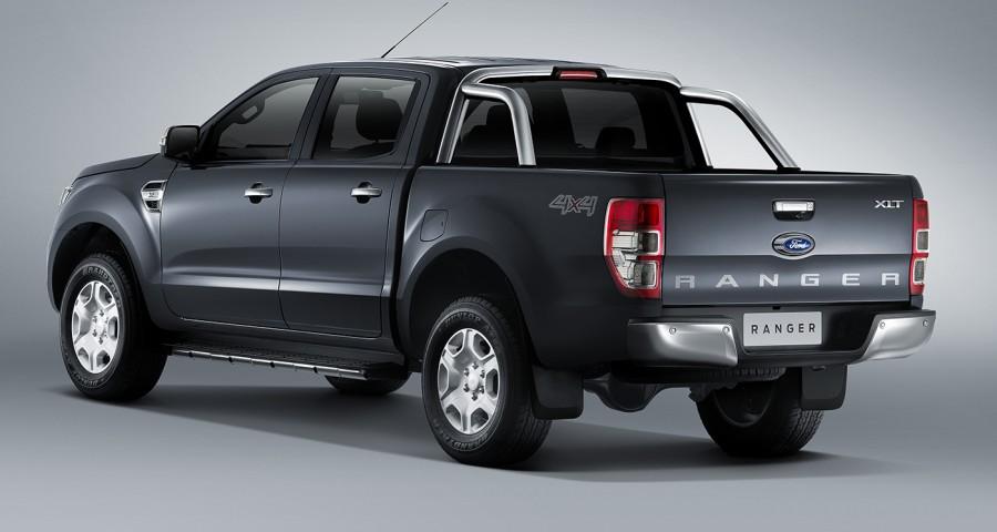 Ford Ranger XLT MT 2.2L 4×4 20205