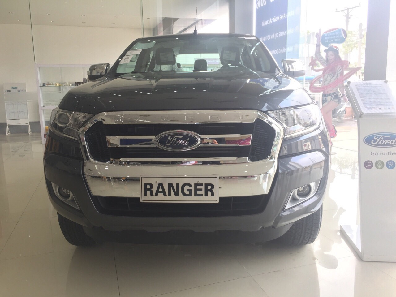 Ford Ranger XLT MT 2.2L 4×4 20208