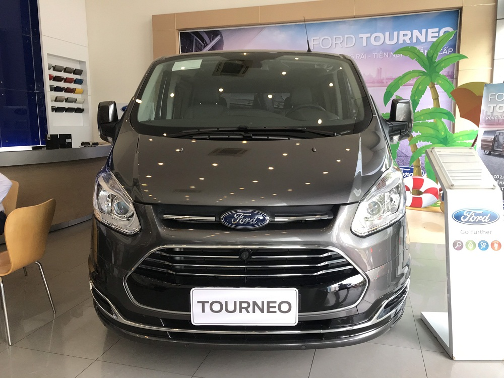 Ford Tourneo 2.0L Ecoboost Trend2