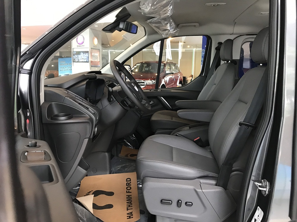 Ford Tourneo 2.0L Ecoboost Trend4