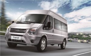 Ford Transit Mid 2020